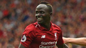 Liverpool sở hữu tiền đạo tài năng - Sadio Mané