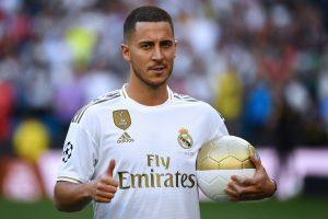 Tiền đạo Eden Hazard luôn là cái tên sáng giá của Real