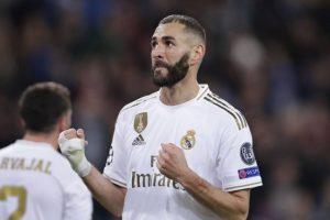 Real Madrid đội hình có thêm sự góp mặt của Karim Benzema