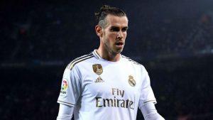 Gareth Bale luôn chơi rất xông xáo