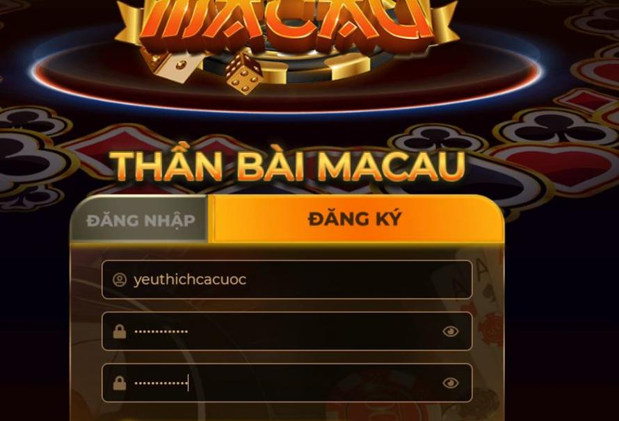 Macau Vip - Cổng game bài đổi thưởng siêu HOT