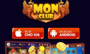 Tải và chơi game hấp dẫn tại MonClub