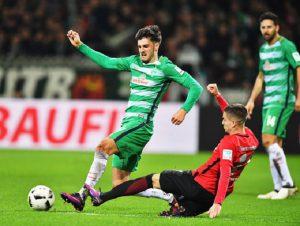 Soi kèo Werder Bremen vs Eintracht Frankfurt