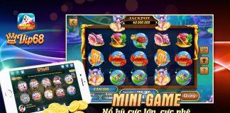 Vip68 - Cổng game nổ hũ, chơi bài đổi thưởng online cực hấp dẫn