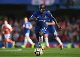 Tiền vệ người da màu N'Golo Kanté