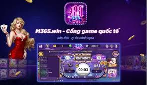 Khám phá cổng game đổi thưởng M365.Win