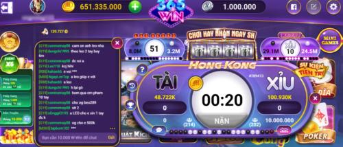 Chơi game cực vui, trả thưởng cực khủng tại M 365
