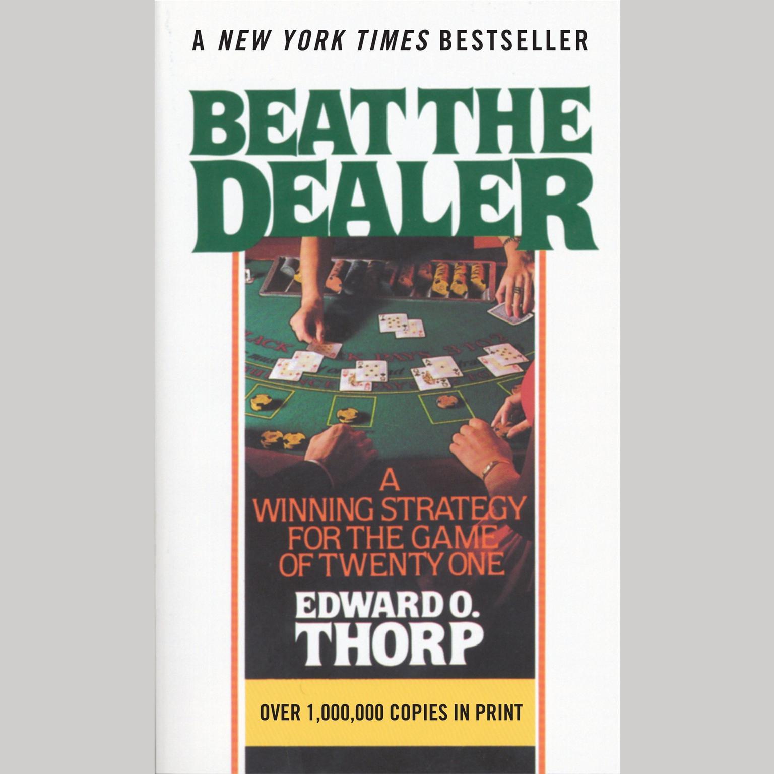 Beat the dealer - Một trong những cuốn sách bán chạy nhất thời đại