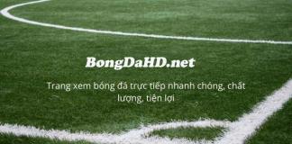 BongdaHD.net - Địa chỉ xem trực tiếp bóng đá chất lượng
