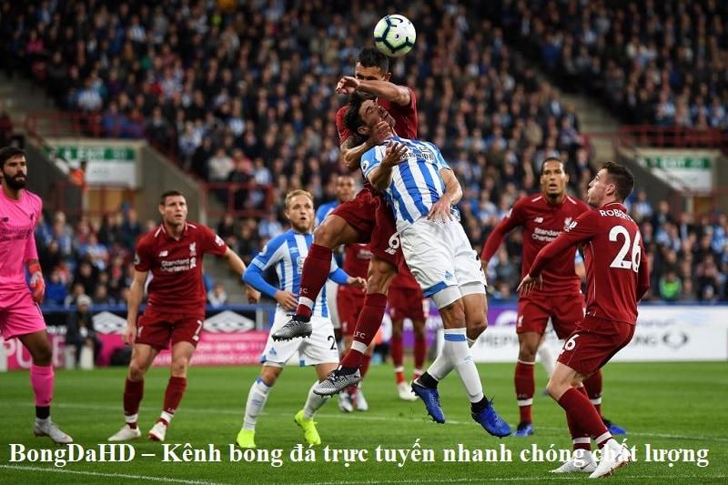 Xem bóng đá online tại BongdaHD cực sắc nét