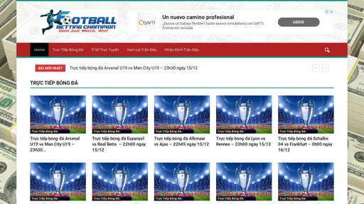 Cado789.com ra đời nhằm thỏa mãn đam mê bóng đá của người hâm mộ Việt