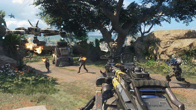Call Of Duty Black Ops 3 sở hữu đồ họa hoành tráng nên đòi hỏi cấu hình nặng ký
