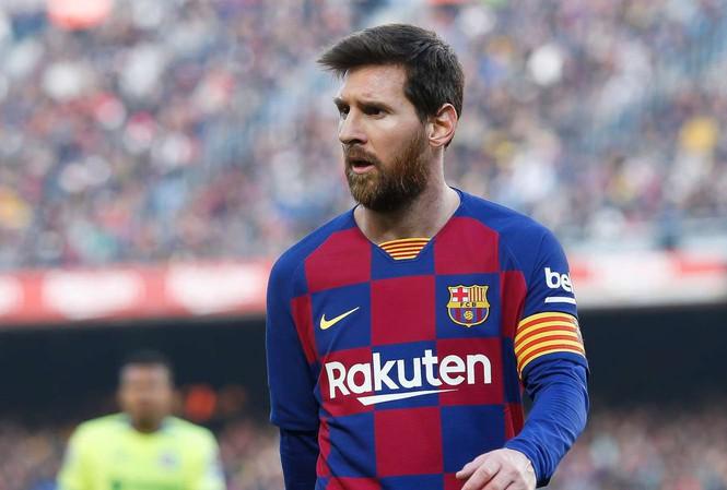 Lionel Messi vẫn trung thành với màu áo của Barca