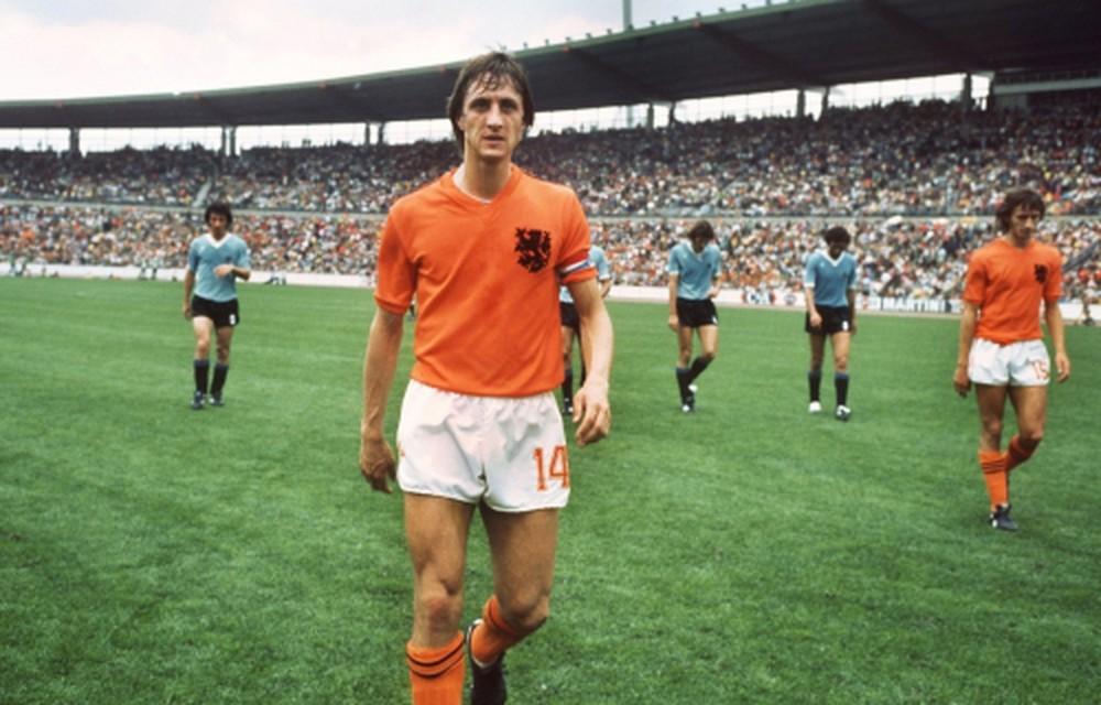 Johan Cruyff - Niềm tự hào của người Hà Lan