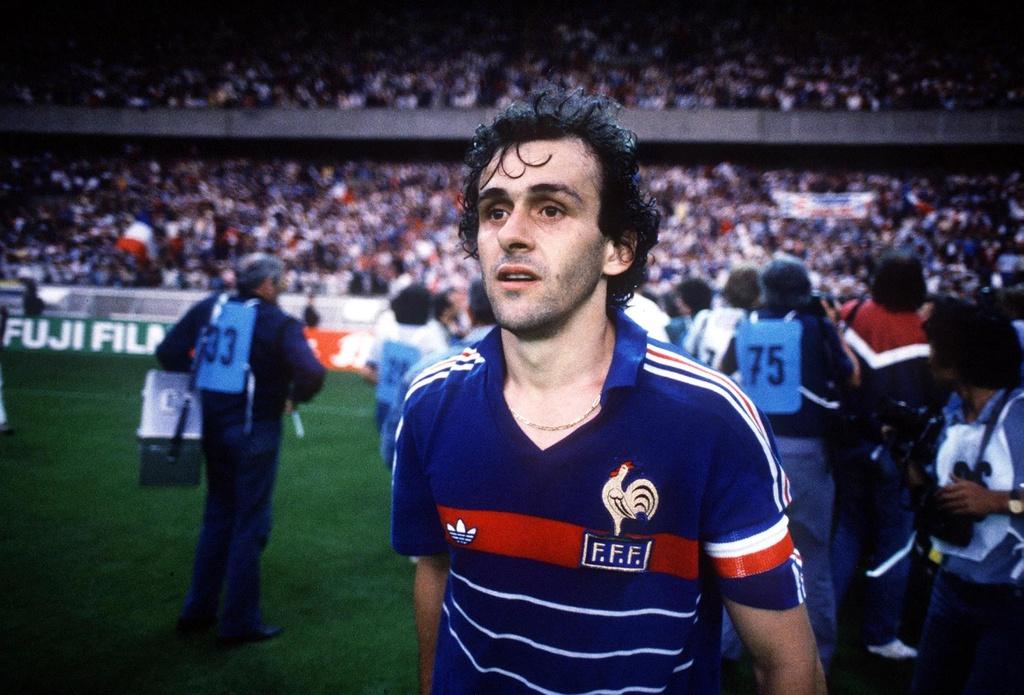 Michel Platini - Cầu thủ người Pháp đầy tài năng