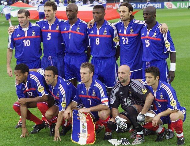 Một trong số các đội bóng vô địch Euro trong lịch sử phải kể đến chính là Pháp