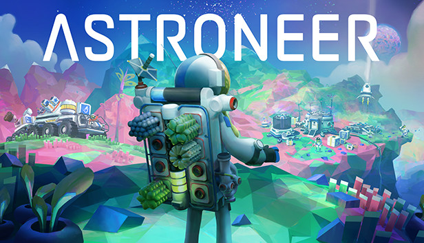 Game sinh tồn dung lượng nhẹ Astroneer