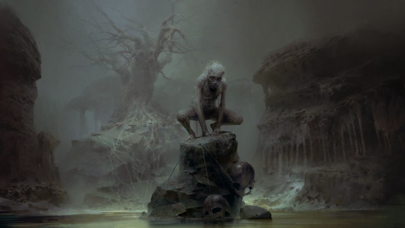 Trong Project Wight bạn sẽ trở thành quái vật chứ không phải con người