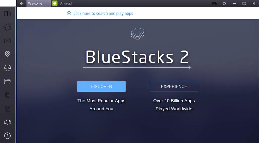 Bluestack 2 giúp ích trong hack kim cương Clash of clans