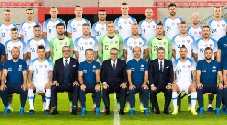 Đội bóng Slovakia lọt vào Vòng chung kết Euro 2020/2021 là bước ngoặt lớn