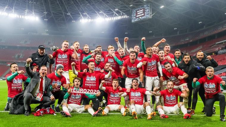 """Dù bị đánh giá là đội """"cửa dưới"""" nhưng Hungary là đối thủ mà các đội bóng khác vẫn phải dè chừng"""