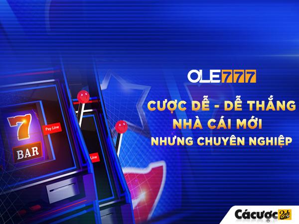 OLE777 cung cấp nhiều tựa game hấp dẫn phù hợp với mọi đối tượng người chơi