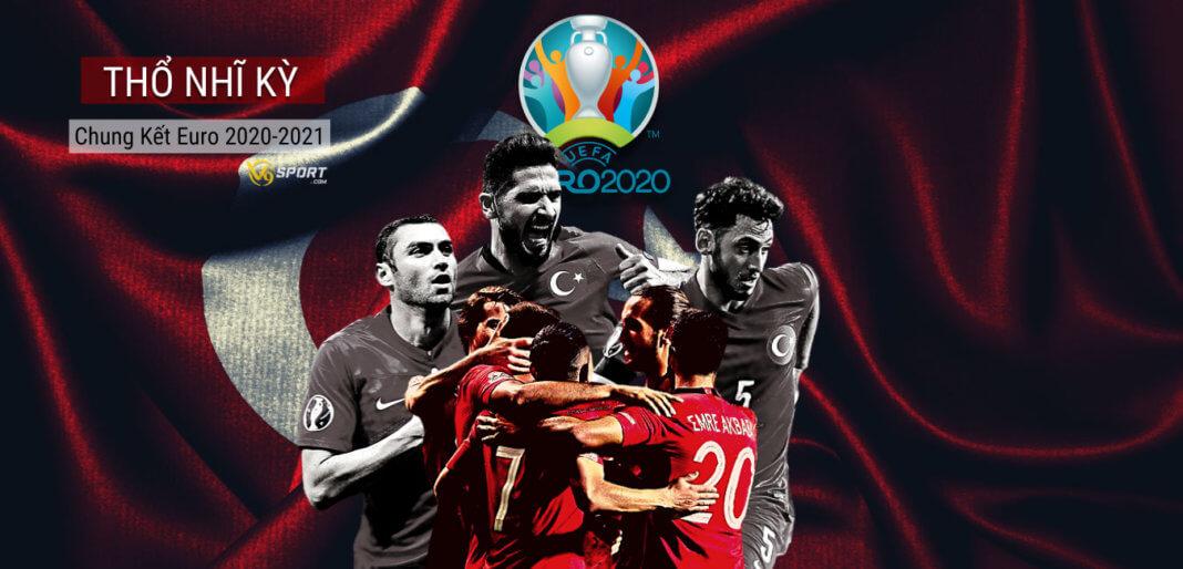 Đội tuyển Thổ Nhĩ Kỳ có vẻ yếu thế hơn khi vẫn chưa có sự thể hiện quá nổi bật