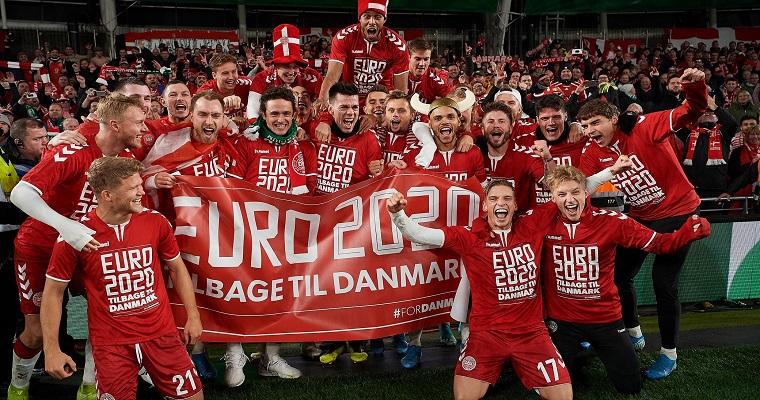 Đội tuyển Đan Mạch hứa hẹn sẽ mang lại nhiều màn bóng mãn nhãn cho người xem