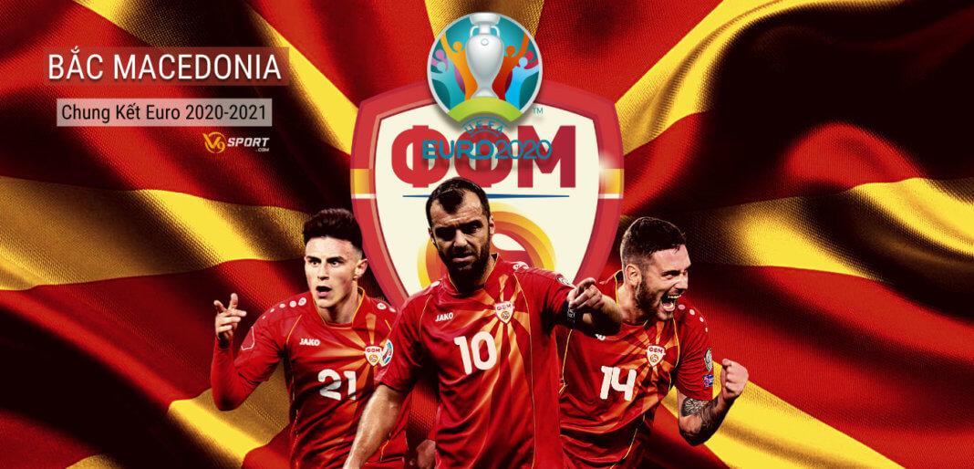 Bắc Macedonia lọt vào chung kết Euro lần đầu tiên