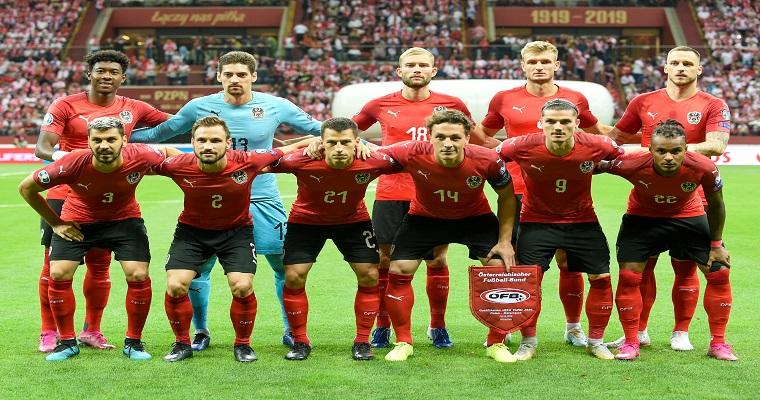Đội tuyển Áo được nhận định sẽ cầm tấm vé thứ 2 bước vào trận chung kết