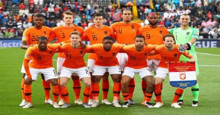 Hà Lan là đội bóng chủ nhà Euro 2021 tại bảng C
