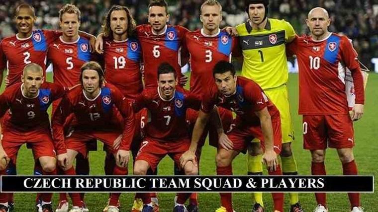 Đội bóng Cộng Hòa Séc sở hữu dàn cầu thủ huyền thoại