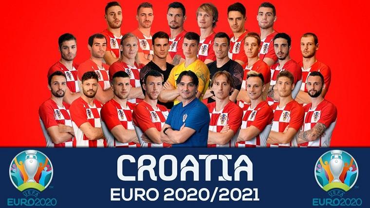 Đội tuyển Croatia sẽ chơi theo sơ đồ chiến thuật 4-3-3-1