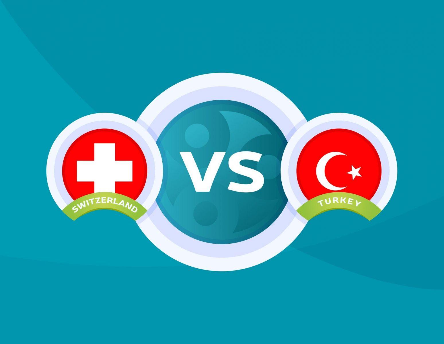Soi kèo Thụy Sĩ vs Thổ Nhĩ Kỳ, 23h00 ngày 20/6 VCK UEFA Euro 2021