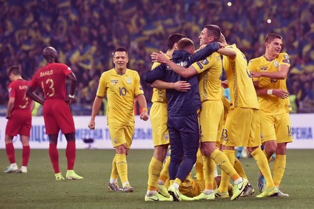 Phong độ của Ukraine vs Áo không phải quá tốt