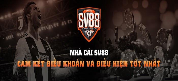 SV88 - Nhà cái cá cược hàng đầu tại thị trường Việt Nam