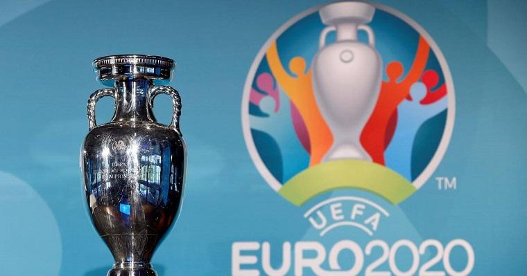 Giải đấu Euro 2020 sẽ được tổ chức vào ngày 12/06/2021 - 12/7/2021