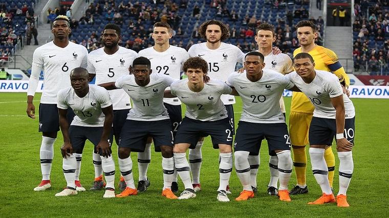 Những chiến binh Pháp được nhận định là ứng cử viên sáng giá cho ngôi vị vô địch Euro 2020/2021