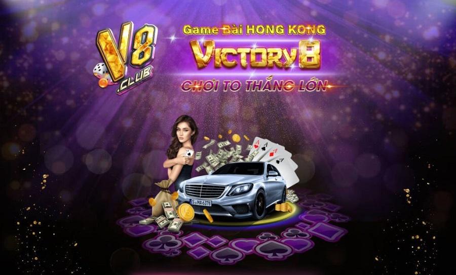 V8 Club nhiều trò chơi hấp dẫn, tỷ lệ trúng thưởng cao