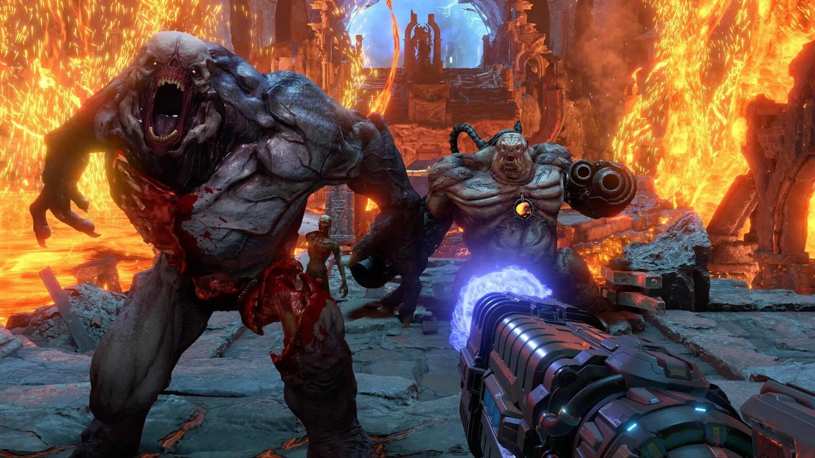 Tựa game Doom Eternal là một tựa game cực kỳ được lòng người chơi