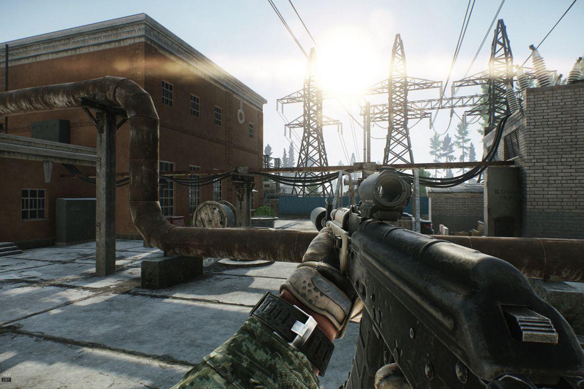 Escape from Tarkov là một game bắn súng PC hay