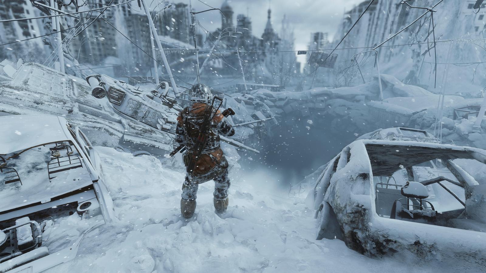 Game bắn súng online trên PC Metro Exodus