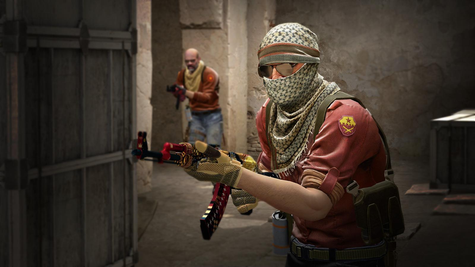 Counter-Strike: Global Offensive- tựa game bắn súng online cấu hình nhẹ