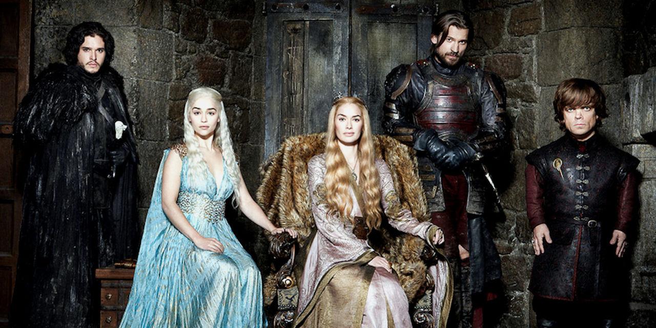 Game of Thrones - Hấp dẫn và lôi cuốn