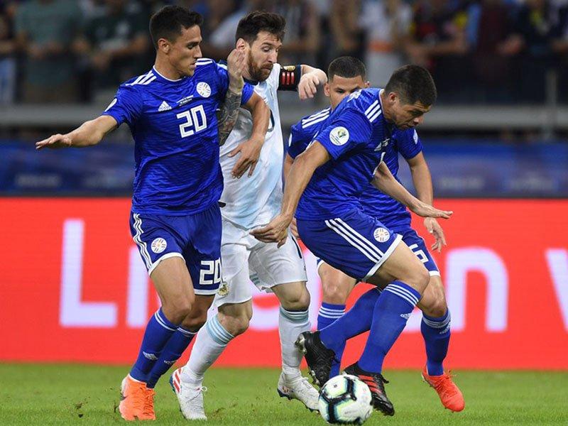 Soi kèo Argentina vs Pargauay ngày 22/6/2021